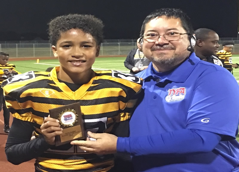 Jaguars Odessa Tx >> 2016 TYFA Radio Player of the Game | Texas Youth Football ...